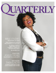 Lutheran Women's Quarterly (Spring 2016)