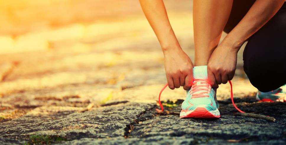 Love and Determination: The Life of a Running Mother