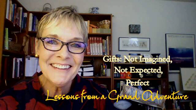 Gifts–Not Expected, Not Imagined