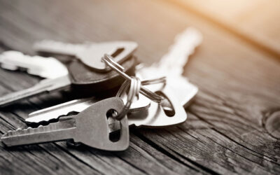 God's Loving Kindness in Life's Pinched Fingers and Lost Key Moments